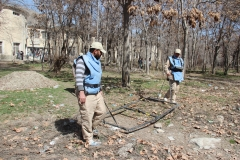 Manual Demining Photos