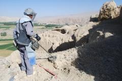 Manual Demining Photos